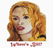Where's Bill? by Sacha Whitehead