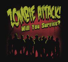 Zombie Attack! by robotrobotROBOT