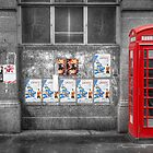 Posters and Phone Boxes by Graham Ettridge
