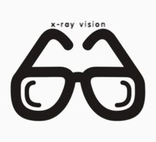 x-ray vision Kids Clothes