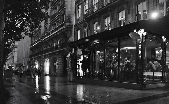 Paris Life by Stephen Burke