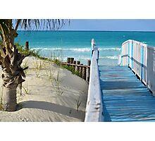 Playa Pilar Photographic Print