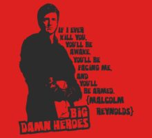 Big Damn Heroes: Mal by Charles Flanagan