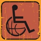 Handicapable Sports: Basketball by adamcampen