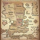 Fantasy Lands by Dan Meth