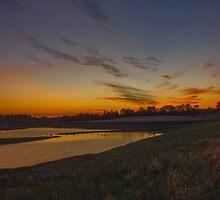 Sunset 4 by John Velocci