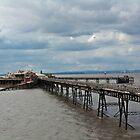 Birnbeck Pier, Weston-super-mare by CatharineAmato
