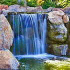 ZEN GARDEN WATERFALL. by HanselASolera