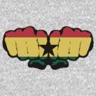 Ghana! (Standard) by ONE WORLD by High Street Design