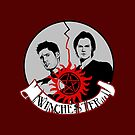 Winchester Brothers by KanaHyde