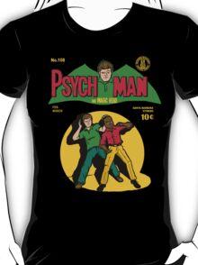 Psychman and Magic Head T-Shirt