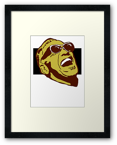 Ray Charles by Rich Anderson