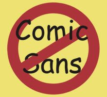 Comic Sans!!! by nyancat
