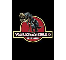 Walking With Dead Dinosaurs Photographic Print