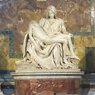 The Pieta- Michaelangelo Buonarotti by Christopher Clark