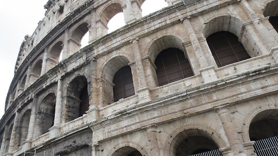 Colosseum by Christopher Clark