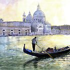 Italy Venice Morning by Yuriy Shevchuk