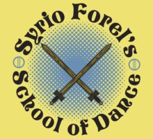 Sword fighting School of Dance by Brantoe