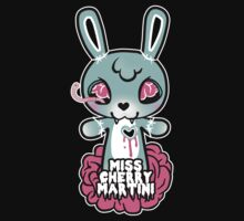 Bunny Eats Brains... by Miss Cherry  Martini