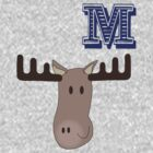 M for Moose by ric3188