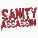 Sanity Assassin Red by himmstudios