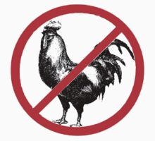 No Rooster?! by shakeoutfitters