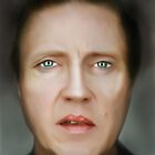 Christopher Walken by Amanda Ryan