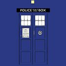 Tardis Timecapsule by UrbanDog