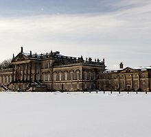Snowy Wentworth Woodhouse by James Biggadike