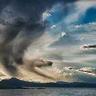 Storm over Mayne Island by toby snelgrove  IPA