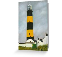 St. John's Point Lighthouse Greeting Card