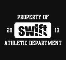 Swift Ath Dept 2013 / PE (black) by swiftbrand