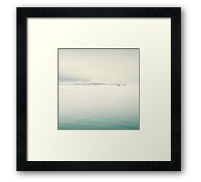 The Sound of Harris Framed Print