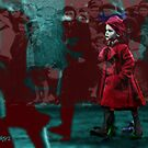 Girl in the Bloodstained Coat by Seth  Weaver