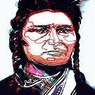 Chief Joseph / Nez Perce Tribe by Philip Gresham
