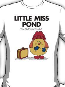 Little Miss Pond T-Shirt