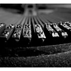 Typewriter  by drewkrispies