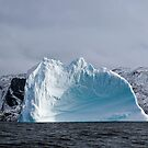 Mountain of Ice by LouiseLafleur
