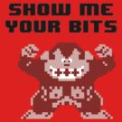 Show me Your Bits (Donkey Kong) by eamon short
