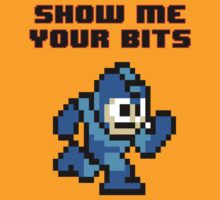 Show me Your Bits (MegaMan) by eamon short