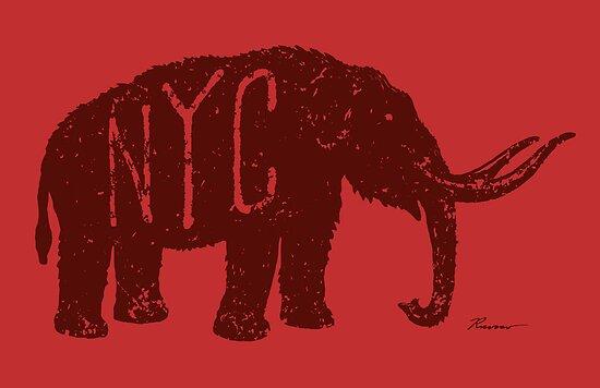 Mastodon NYC by Will Ruocco