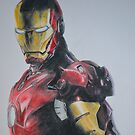 Iron Man by shawwayne
