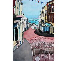 Lyme Regis - during Lifeboat Week Photographic Print