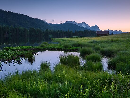 Gerold Twilight by Michael Breitung
