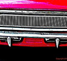 Red Ramblin Rambler by jkhorne57