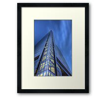 Windows In The Sky Framed Print