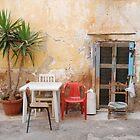 House in Gallipoli, Italy by jojobob