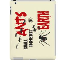 B movie iPad Case/Skin