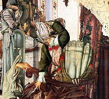 Pre-Raphaelite Dilemma 2. by - nawroski -