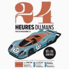 Le Mans Porsche 917 by robgould1972